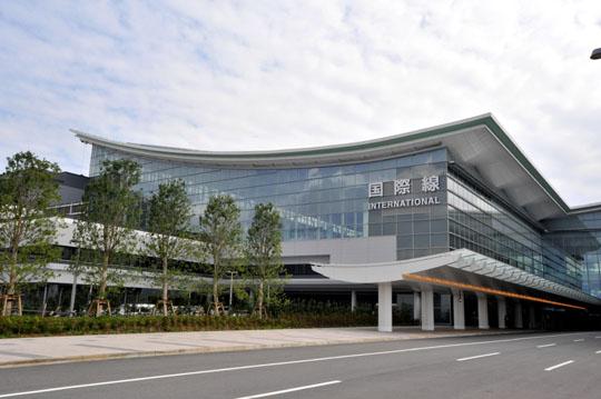 Haneda Iinternational Airport